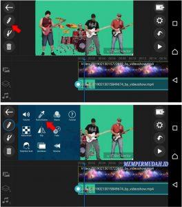 Cara Merekam Video Dengan Kamera Green Screen HP Android 6