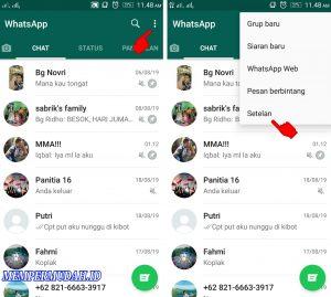 Cara Agar Last Seen Whatsapp Tidak Berubah 2