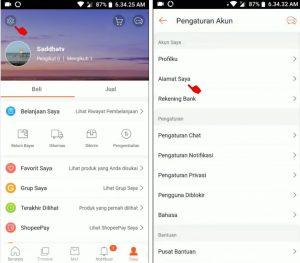 Cara Membeli dan Membayar Barang di Shopee via HP Android 1