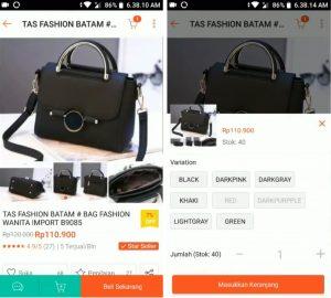 Cara Membeli dan Membayar Barang di Shopee via HP Android 4