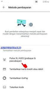 Cara Mengaktifkan Metode Pembayaran Pulsa di Google Play 4