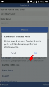 Cara Mengatasi Konfirmasi Identitas di Akun Facebook 1