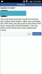 Cara Mengatasi Konfirmasi Identitas di Akun Facebook 2