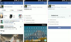 Cara Mengubah Tanggal Lahir via Facebook Lite Android 2