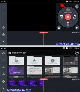 Cara Ubah Warna Objek Pada Video di Smartphone Android 2