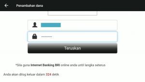 Cara Deposit Binomo Dengan Internet Banking di Android 4