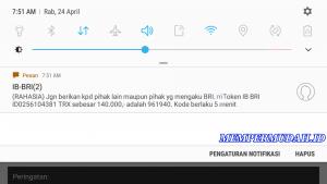 Cara Deposit Binomo Dengan Internet Banking di Android 6