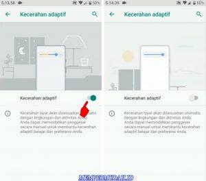 Cara Mengatasi Layar HP Android Redup Sendiri 4