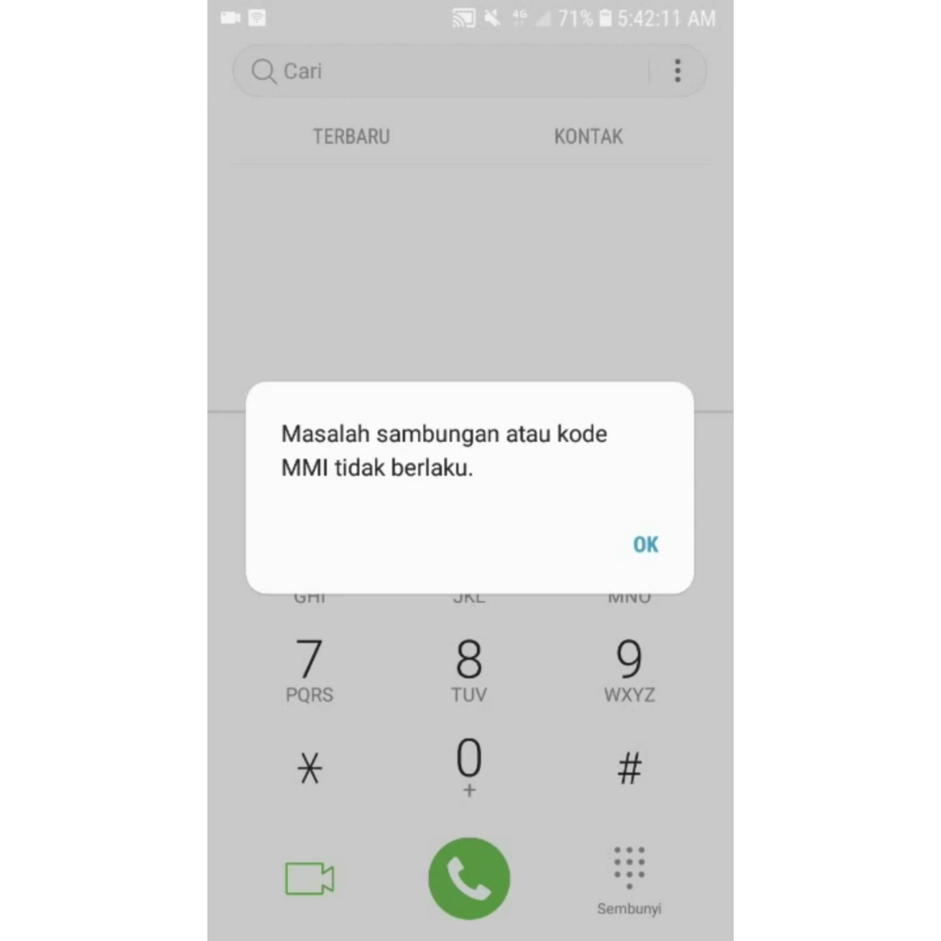 Cara Mengatasi Tidak Bisa Cek Pulsa Telkomsel Di Hp Android Mempermudah Id Mempermudah Id