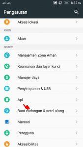 Cara Menonaktifkan WA Saat Main Game di HP Android 1