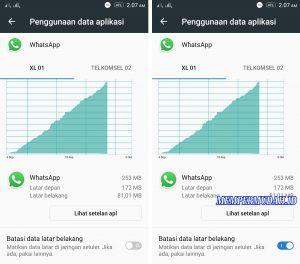 Cara Menonaktifkan WA Saat Main Game di HP Android 4