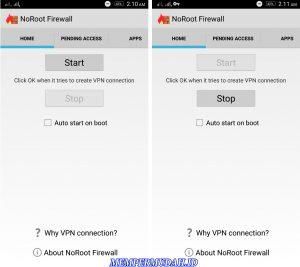 Cara Menonaktifkan WA Saat Main Game di HP Android 7