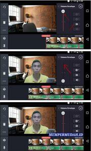 Cara Mengatasi Suara Menurun di Akhir Video Kine Master Android 3