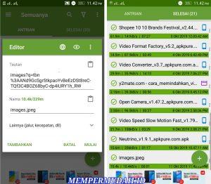 Cara Mengatasi Unduhan di Antrekan Pada Chrome HP Android 6