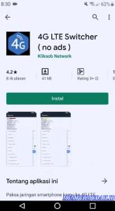 Cara Mengunci Jaringan 4G di HP Android Samsung A10 1
