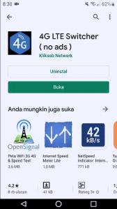 Cara Mengunci Jaringan 4G di HP Android Samsung A10 2