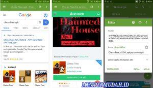 Cara PerbaruiUpdate Versi Game Android Tanpa Google Play Store 5