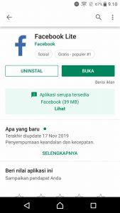 Cara Buka Marketplace di Aplikasi Facebook Lite Android 1