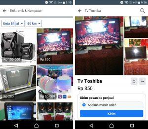 Cara Buka Marketplace di Aplikasi Facebook Lite Android 6