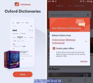 Cara Menggunakan Aplikasi U Dictionary Di Hp Android Mempermudah Id Mempermudah Id