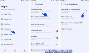 Cara Menggunakan Aplikasi U Dictionary di HP Android 8