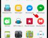 Cara Mengubah Tema Latar FB Messenger Android Menjadi Gelap 1