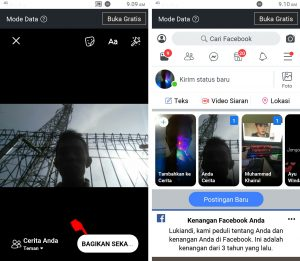 Cara Sembunyikan Story Facebook Kita Pada Teman Tertentu 5