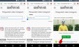 Cara Unduh Video Instagram Jadi File Musik di HP Android 4