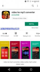 Cara Unduh Video Instagram Jadi File Musik di HP Android 6