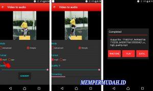 Cara Unduh Video Instagram Jadi File Musik di HP Android 8