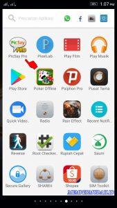 Cara Upload Foto 3D Terlihat Bergerak di Facebook HP Android 1