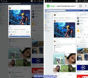 Cara Upload Foto 3D Terlihat Bergerak di Facebook HP Android 12a