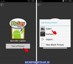 Cara Upload Foto 3D Terlihat Bergerak di Facebook HP Android 4