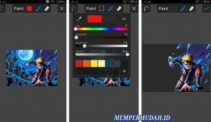 Cara Upload Foto 3D Terlihat Bergerak di Facebook HP Android 6