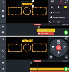 Cara Buat Output Video Grid Overlay Youtube via HP Android 10