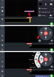 Cara Buat Output Video Grid Overlay Youtube via HP Android 3