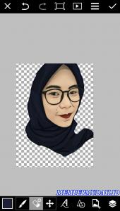 Cara Buat Vektor atau Karikatur Dengan Foto Sendiri di Android 11
