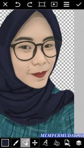 Cara Buat Vektor atau Karikatur Dengan Foto Sendiri di Android 12