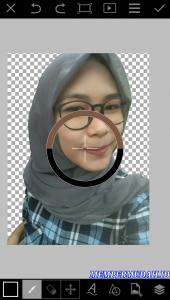 Cara Buat Vektor atau Karikatur Dengan Foto Sendiri di Android 6