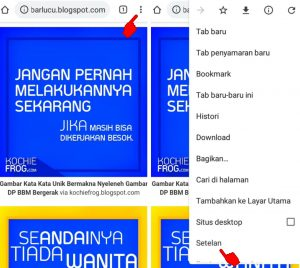 Cara Download File Dari Browser Chrome Langsung ke Kartu Memori 2