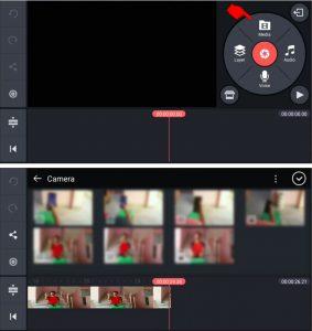 Cara Edit Video Efek Hologram di Kine Master Android 2