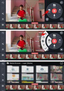 Cara Edit Video Efek Hologram di Kine Master Android 3