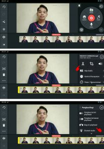 Cara Edit Video Efek Potret Kamera di Smartphone Android 2