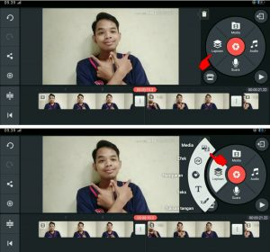 Cara Edit Video Efek Potret Kamera di Smartphone Android 3