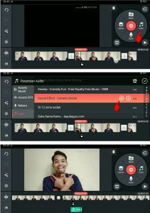 Cara Edit Video Efek Potret Kamera di Smartphone Android 6