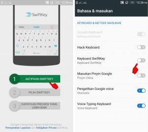 Cara Kirim Pesan Whatsapp Tanpa Mengetik di Keyboard Android 2