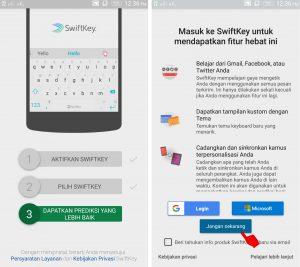 Cara Kirim Pesan Whatsapp Tanpa Mengetik di Keyboard Android 4