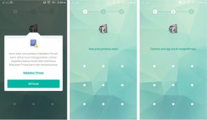 Cara Kunci Game di Android Dengan Password PolaPIN 2