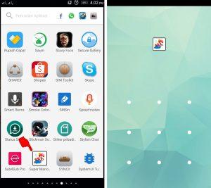 Cara Kunci Game di Android Dengan Password PolaPIN 6