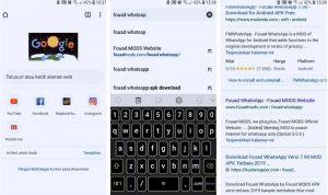 Cara Mengganti Warna Hijau di Tampilan Whatsapp Android 1
